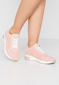 LOVE OUR PLANET by MARCO TOZZI - Trainers - powder - 0