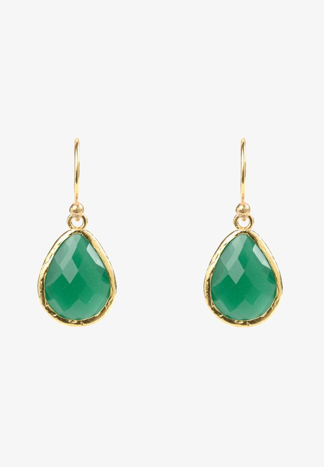 Ohrringe - green