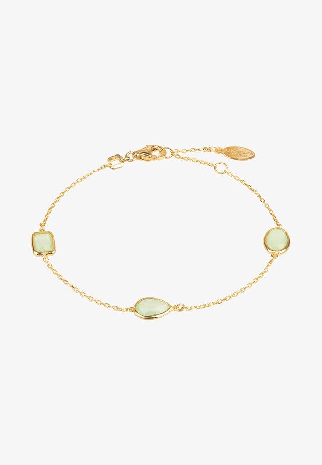 Bracelet - gold-colored