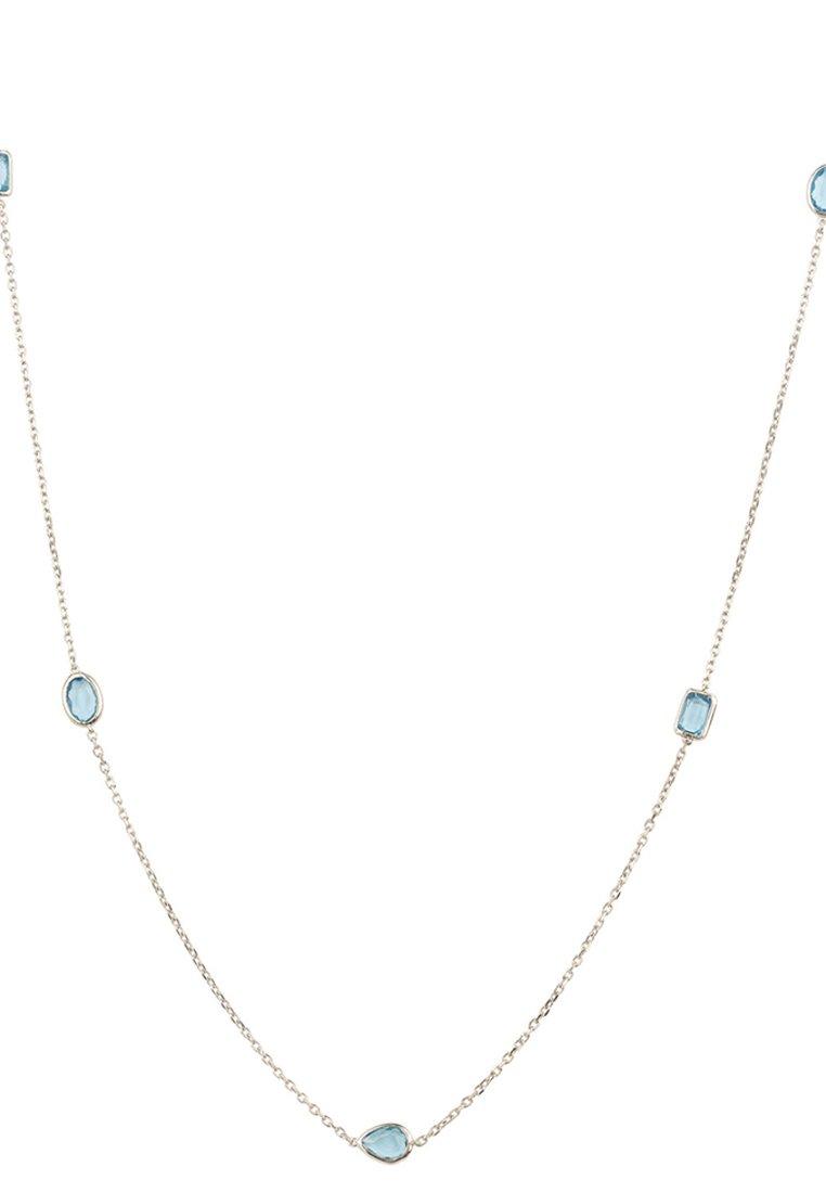 Latelita Collier - silver-coloured