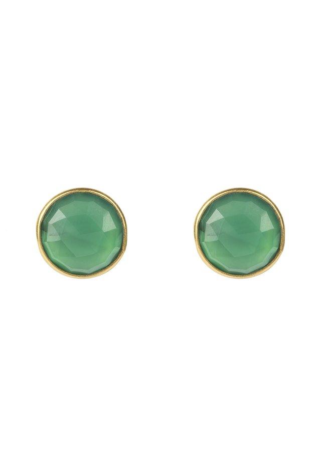 Øreringe - grün