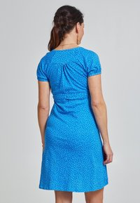Love Milk Maternity - Jerseyklänning - blue - 2