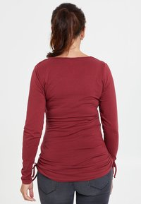 Love Milk Maternity - Långärmad tröja - red - 2