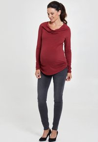 Love Milk Maternity - Långärmad tröja - red - 1