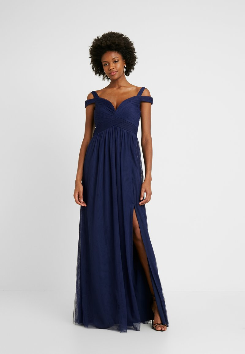 Little Mistress Tall - Vestido de fiesta - dark blue