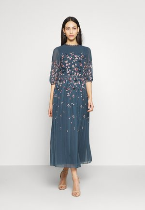 Robe de cocktail - petrol blue
