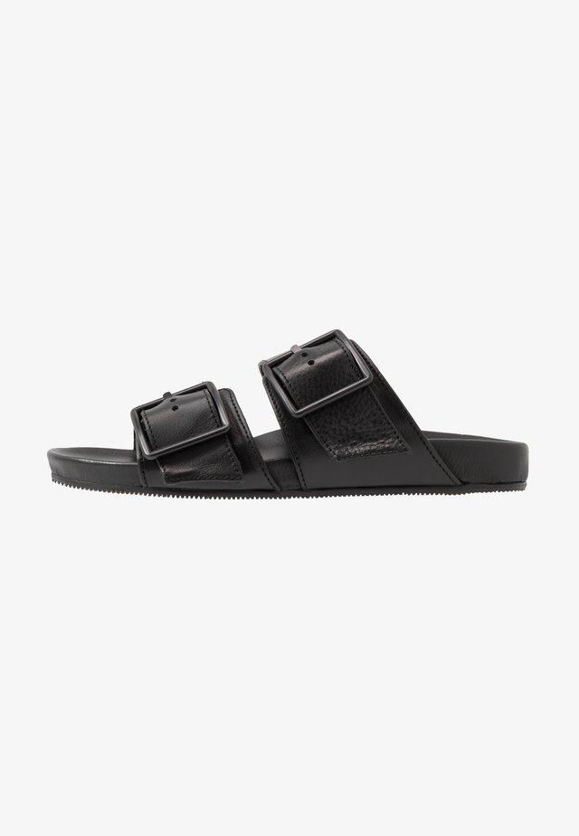 KIRAN - Sandaler - black