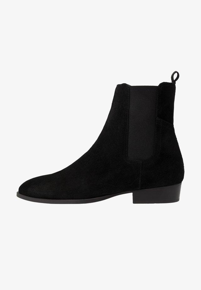 FACHNAN - Støvletter - black