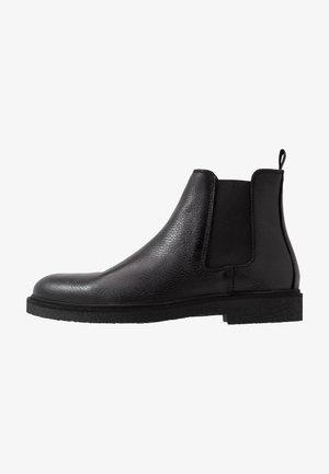 HALTON - Kotníkové boty - black