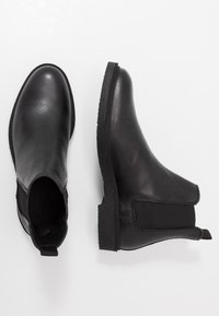 LAST STUDIO - HALTON - Kotníkové boty - black - 1