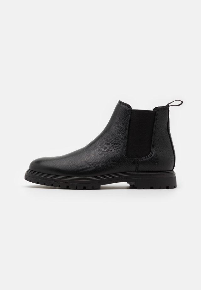 CADWY - Kotníkové boty - black