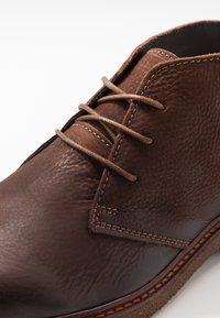 LAST STUDIO - HALSEY - Casual lace-ups - ginger brown - 5