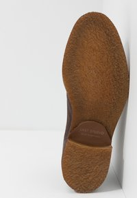 LAST STUDIO - HALSEY - Casual lace-ups - ginger brown - 4