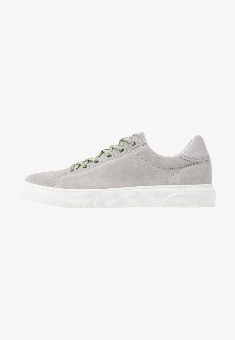 LAST STUDIO - CHARLES - Sneakersy niskie - grey
