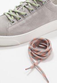 LAST STUDIO - CHARLES - Sneakersy niskie - grey - 5