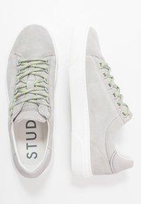 LAST STUDIO - CHARLES - Sneakersy niskie - grey - 1