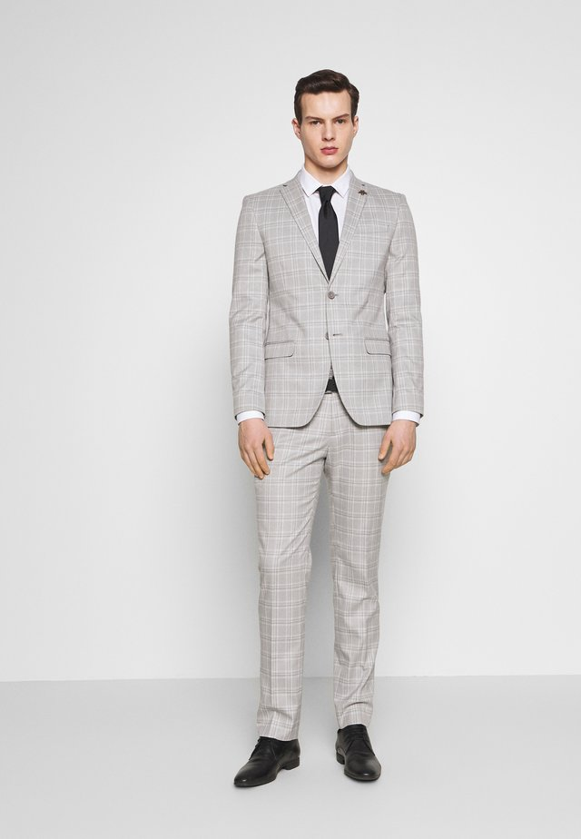 TONAL SUIT - Garnitur - grey