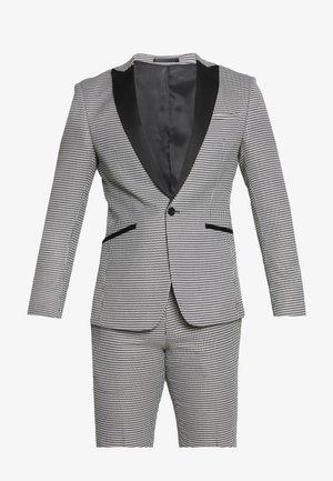 PUPPYTOOTH SUIT - Anzug - black/white
