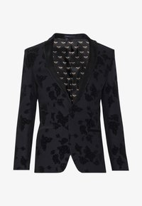 Limehaus - NAVY ROSE FLOCK  - Blazer - navy - 5