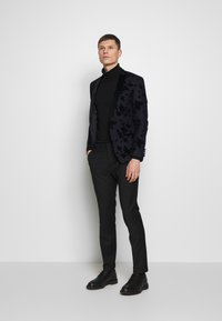 Limehaus - NAVY ROSE FLOCK  - Blazer - navy - 1