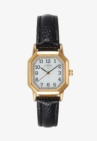 Limit - LADIES STRAP WATCH MATTE DIAL - Montre - black - 0
