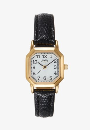 LADIES STRAP WATCH MATTE DIAL - Montre - black