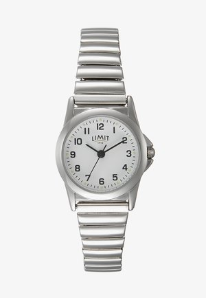 LADIES WATCH DIAL WITH FULL FIGURES - Ure - silver-coloured