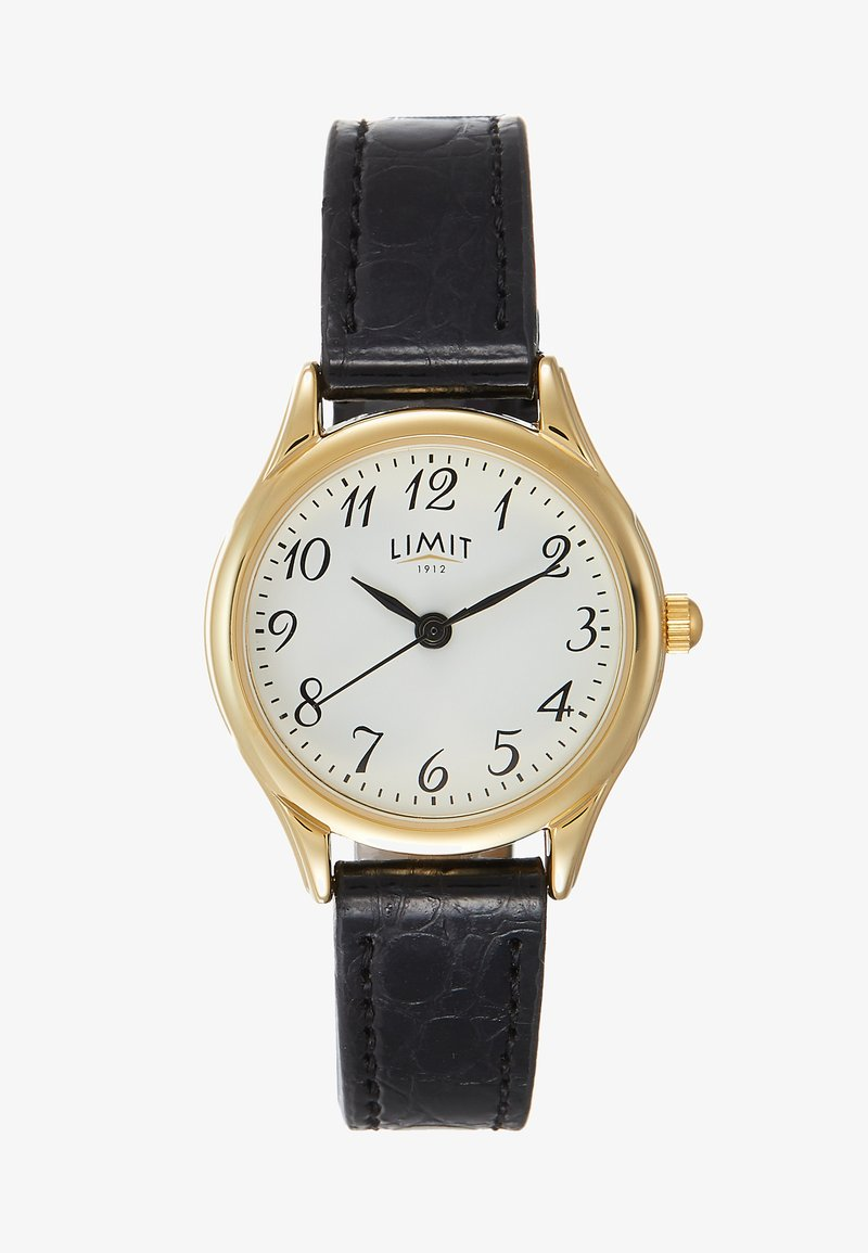 Limit - LADIES WATCH DIAL WITH EASY READ FULL - Hodinky - black