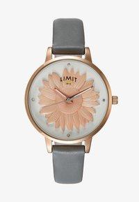 Limit - SECRET GARDEN LADIES WATCH FLOWER - Watch - grey - 1