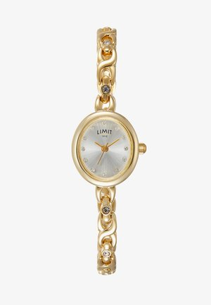 LADIES BRACELET WATCH - Hodinky - gold-coloured