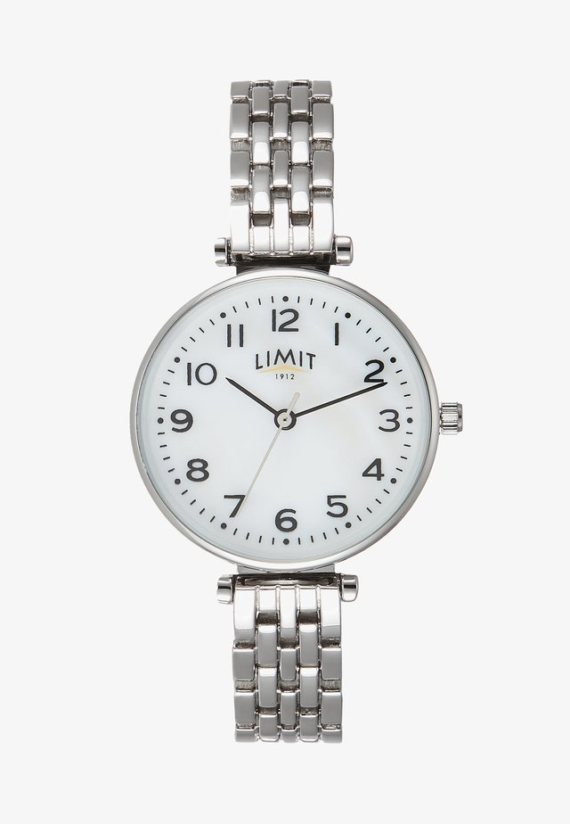 LADIES BRACELET WATCH - Klokke - silver-coloured