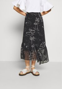 Lily & Lionel - CLEO SKIRT - Maxi skirt - mystic palm - 0