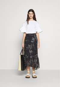 Lily & Lionel - CLEO SKIRT - Maxi skirt - mystic palm - 1