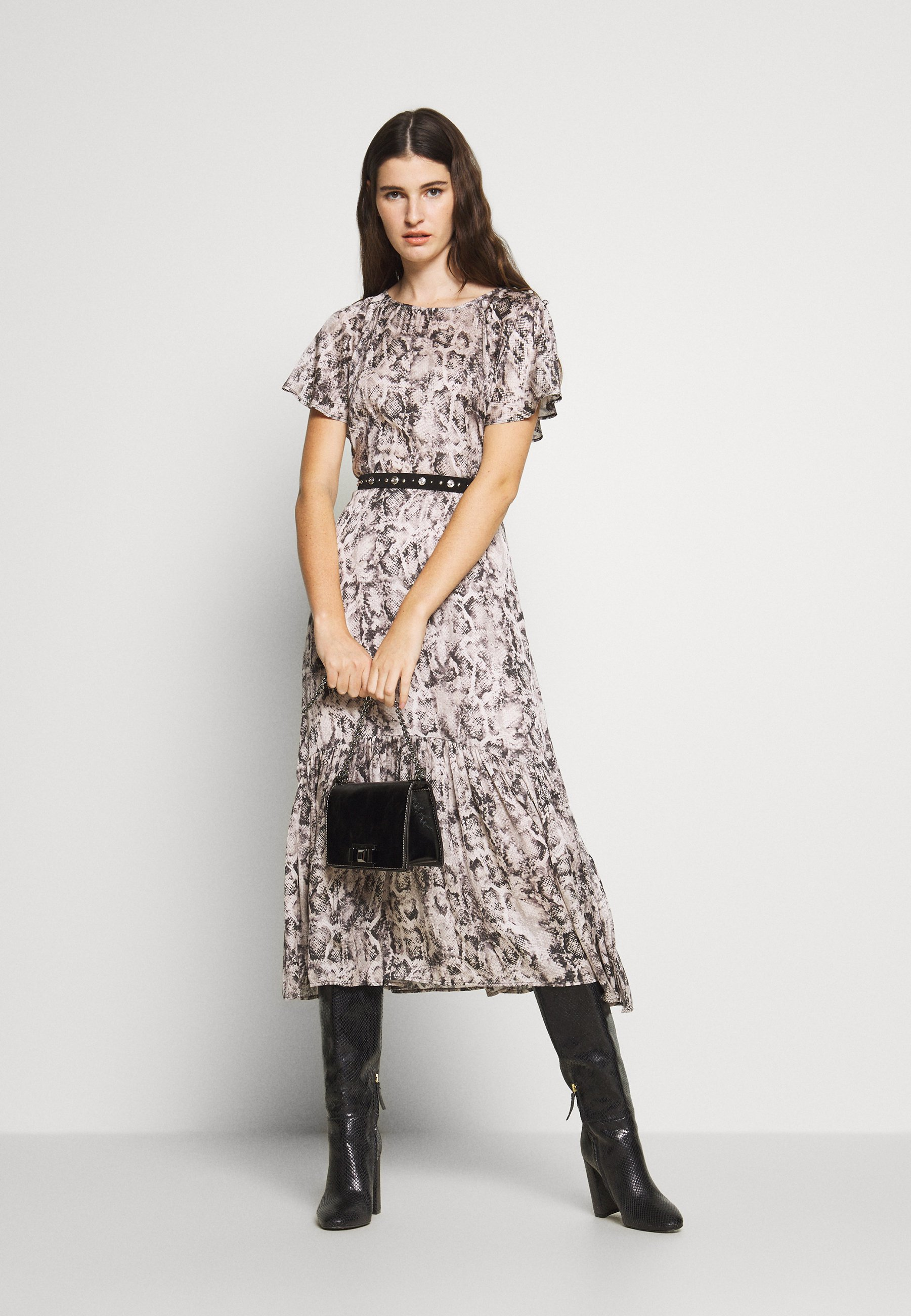 Lily & Lionel RAE DRESS - Sukienka letnia - snake natural