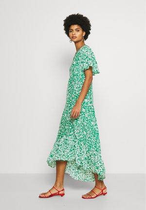 DRESS - Maxi-jurk - blossom green