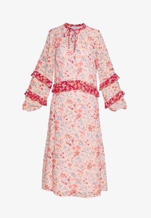 RINA DRESS - Maxi dress - pink jasmine