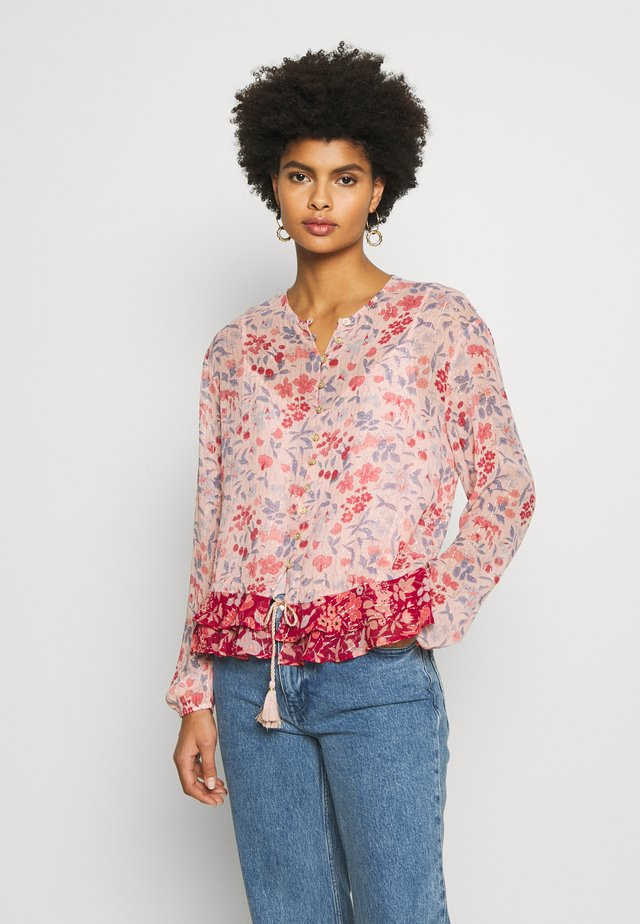 GINA TOP - Bluser - pink jasmine