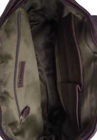 Leabags - ALMADA - Handbag - brown - 4