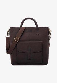 Leabags - ALMADA - Handbag - brown - 0