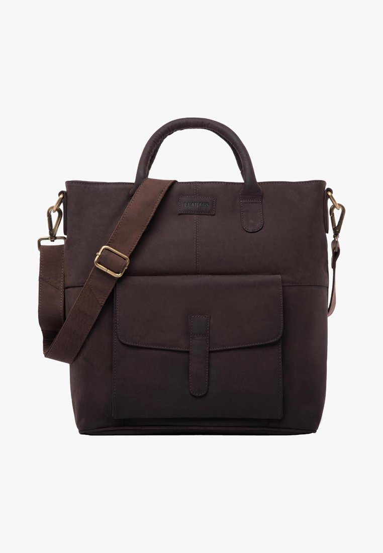 Leabags - ALMADA - Handbag - brown