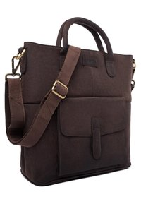 Leabags - ALMADA - Handbag - brown - 2