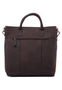 Leabags - ALMADA - Handbag - brown - 1