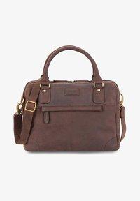 Leabags - DIJON - Handbag - brown - 0
