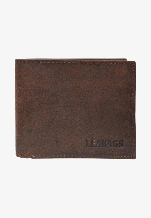 TOLEDO - Wallet - brown