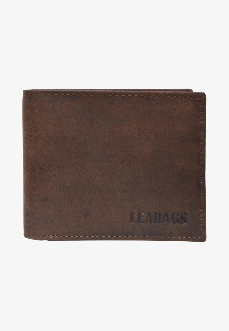 Leabags - TOLEDO - Wallet - brown
