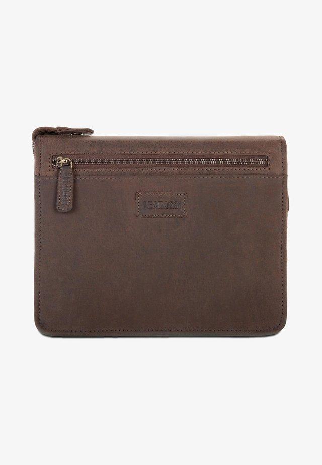 JAKARTA - Laptop bag - mottled brown