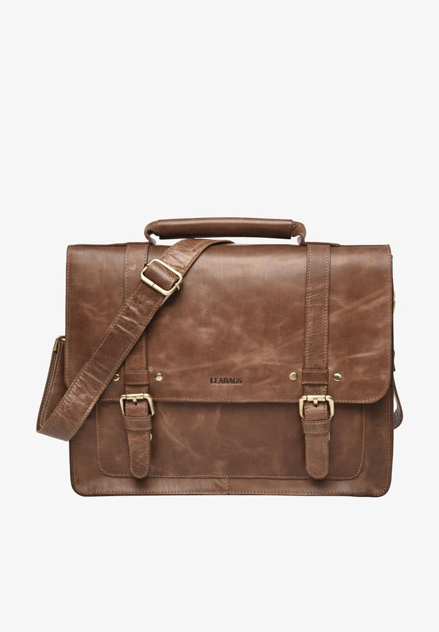 OMAHA - Briefcase - brown