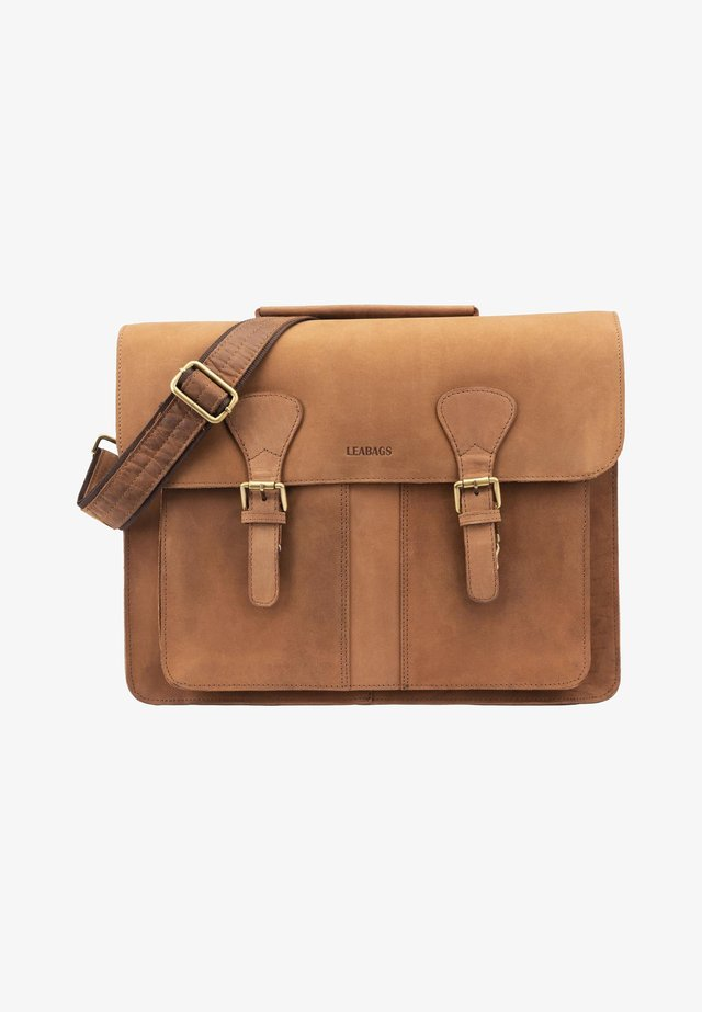 SCOTTDALE - Briefcase - brown