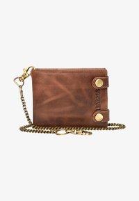 Leabags - Wallet - mottled light brown - 0