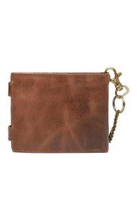 Leabags - Wallet - mottled light brown - 1